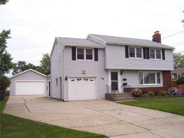 19 Lorelee Drive, Tonawanda-Town, NY 14150 (MLS #B1063274) :: HusVar Properties
