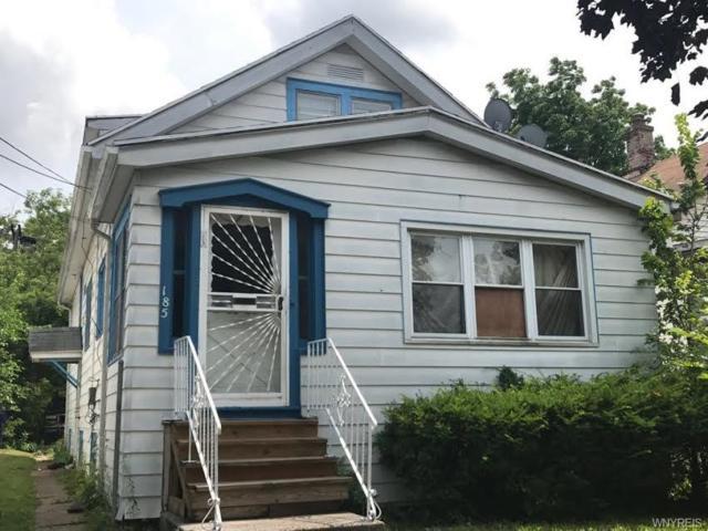 185 Westminster Avenue, Buffalo, NY 14215 (MLS #B1063426) :: HusVar Properties