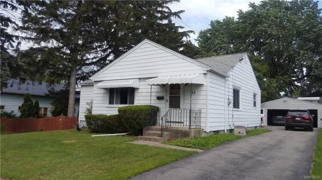 35 Hillcrest Road, Tonawanda-City, NY 14150 (MLS #B1063455) :: HusVar Properties