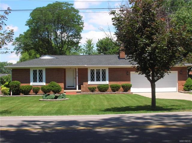578 Sweeney Street, North Tonawanda, NY 14120 (MLS #B1063476) :: HusVar Properties