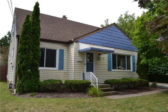 527 Christiana Street, North Tonawanda, NY 14120 (MLS #B1063566) :: HusVar Properties