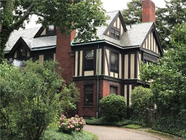 17 Tudor Place, Buffalo, NY 14222 (MLS #B1063753) :: HusVar Properties