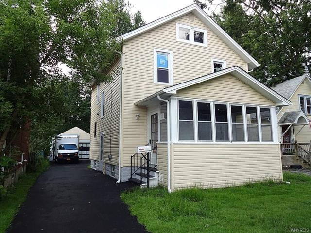 209 Rumbold Avenue, North Tonawanda, NY 14120 (MLS #B1063798) :: HusVar Properties