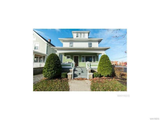 164 Montrose Avenue, Buffalo, NY 14214 (MLS #B1063902) :: HusVar Properties