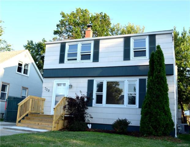 709 Moore Avenue, Tonawanda-Town, NY 14223 (MLS #B1063920) :: HusVar Properties