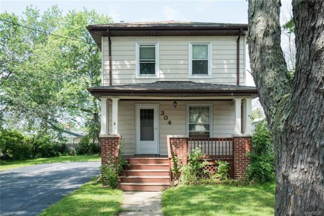 304 Springville Avenue, Amherst, NY 14226 (MLS #B1063939) :: HusVar Properties