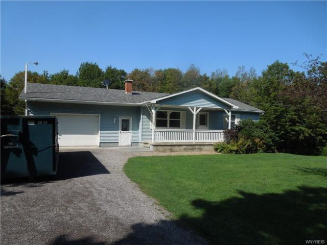 1156 Halls Corners Road, Attica, NY 14011 (MLS #B1070656) :: BridgeView Real Estate Services