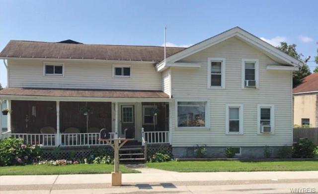 246 Clinton Street, Bennington, NY 14037 (MLS #B1072147) :: HusVar Properties