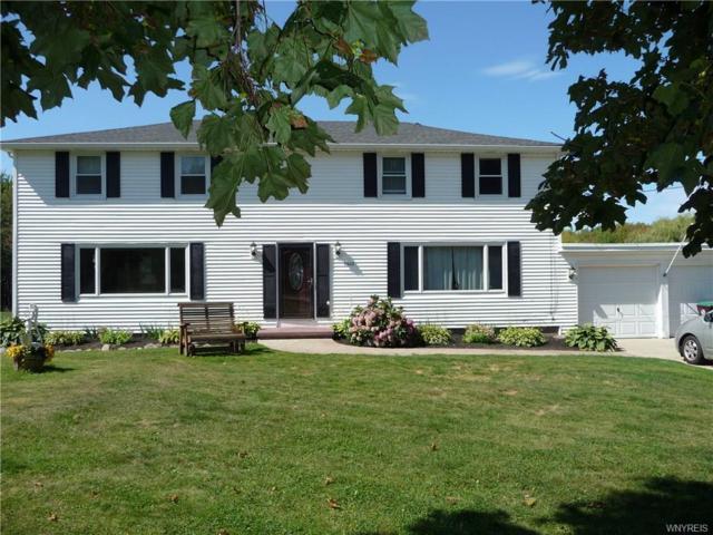 5908 Benning Road, Orchard Park, NY 14170 (MLS #B1075748) :: HusVar Properties