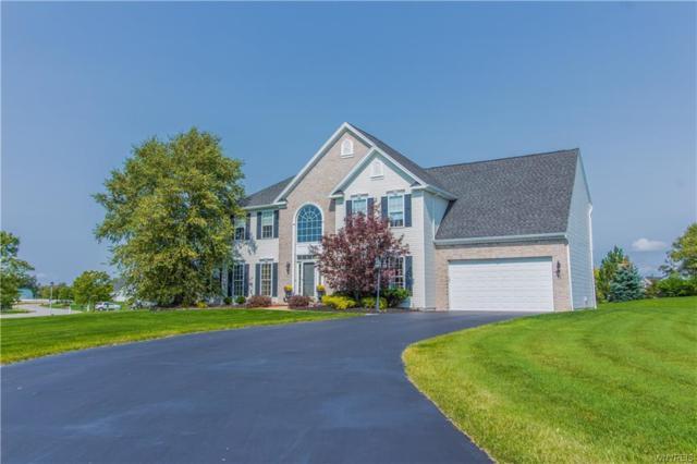 26 Templeton Trail, Orchard Park, NY 14127 (MLS #B1076381) :: HusVar Properties