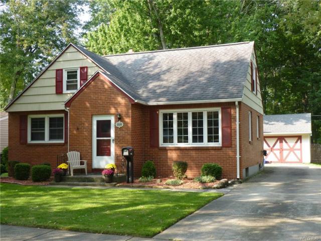 1126 Marcia Drive, North Tonawanda, NY 14120 (MLS #B1077158) :: HusVar Properties