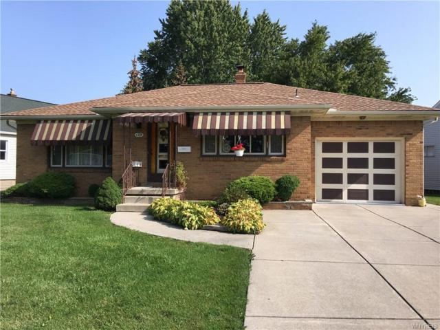129 Woodcrest Drive, Amherst, NY 14226 (MLS #B1077572) :: HusVar Properties