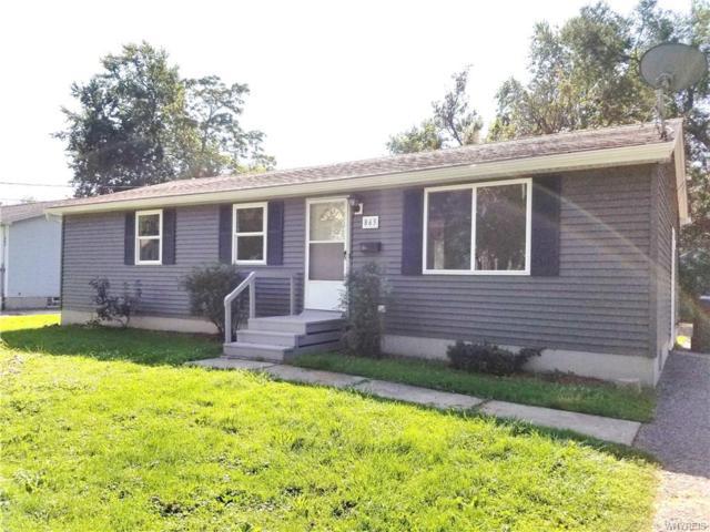 863 Lee Avenue, North Tonawanda, NY 14120 (MLS #B1077584) :: HusVar Properties