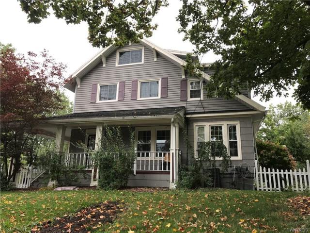821 N Forest Road, Amherst, NY 14221 (MLS #B1077587) :: HusVar Properties