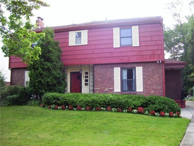 161 Fairlawn Drive, Amherst, NY 14226 (MLS #B1077595) :: HusVar Properties