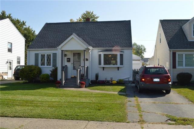 357 Fairfield Avenue, Tonawanda-Town, NY 14223 (MLS #B1077696) :: HusVar Properties