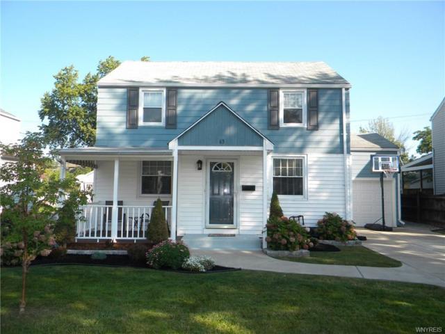 63 Colonial Avenue, Tonawanda-Town, NY 14217 (MLS #B1077697) :: HusVar Properties