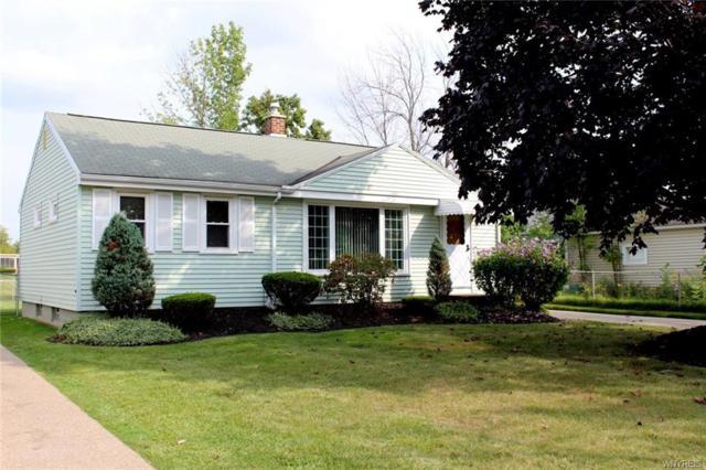 11 Ermann Drive, Tonawanda-Town, NY 14217 (MLS #B1077812) :: HusVar Properties
