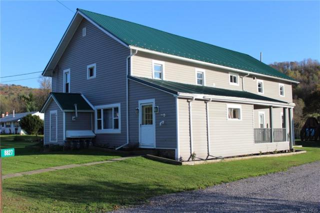 8827 County Road 40, Clarksville, NY 14739 (MLS #B1081817) :: The CJ Lore Team | RE/MAX Hometown Choice