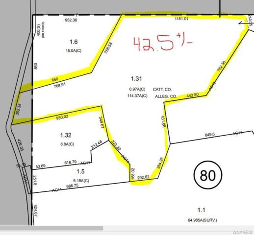 0 County Rd 7A, New Hudson, NY 14727 (MLS #B1084926) :: The CJ Lore Team | RE/MAX Hometown Choice