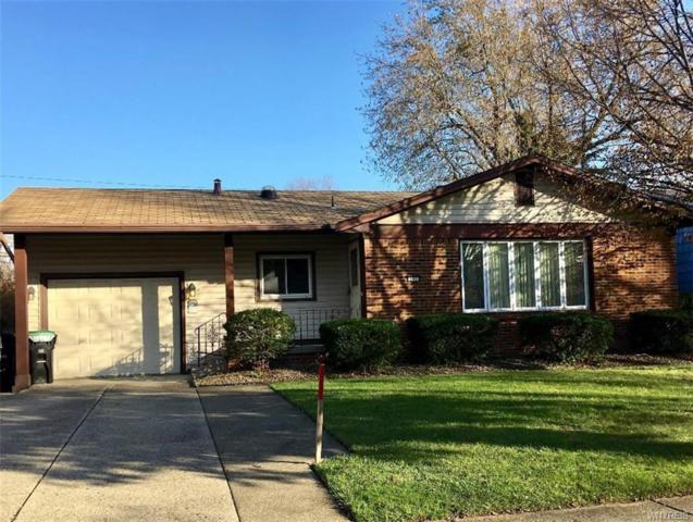 141 Greenfield Drive, Tonawanda-Town, NY 14150 (MLS #B1087185) :: BridgeView Real Estate Services