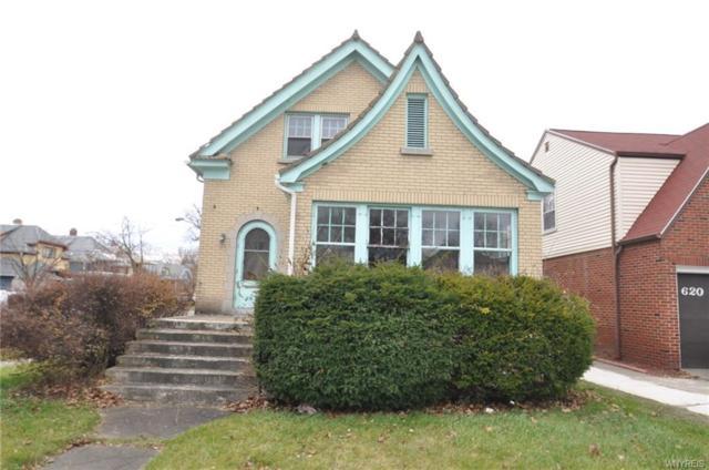 616 Eggert Road, Buffalo, NY 14215 (MLS #B1089230) :: The Chip Hodgkins Team