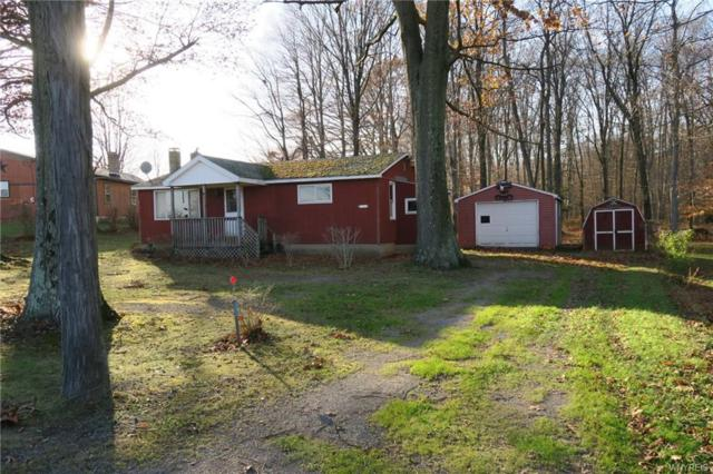 5000 Hellert Road, Shelby, NY 14103 (MLS #B1090326) :: BridgeView Real Estate Services