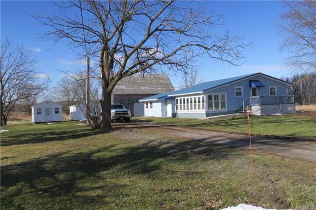 1474 Marshall Road, Yates, NY 14098 (MLS #B1096263) :: BridgeView Real Estate Services