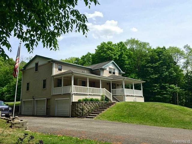 9499 S Protection Road, Holland, NY 14080 (MLS #B1097839) :: The Rich McCarron Team