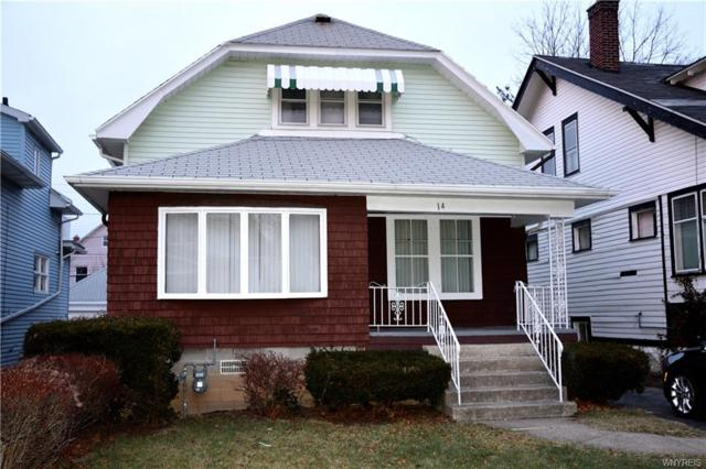 14 Donaldson Road, Buffalo, NY 14208 (MLS #B1098055) :: The Rich McCarron Team