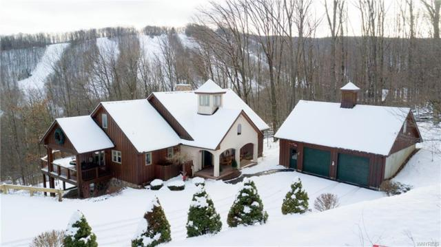 6671 Deer Crossing Road, Ellicottville, NY 14731 (MLS #B1100901) :: The Rich McCarron Team