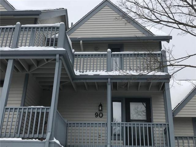 90 Wildflower Apts, Ellicottville, NY 14731 (MLS #B1102770) :: The Rich McCarron Team