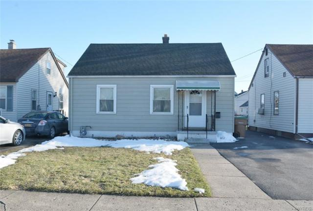184 E Grand Boulevard, Cheektowaga, NY 14225 (MLS #B1105218) :: The Rich McCarron Team