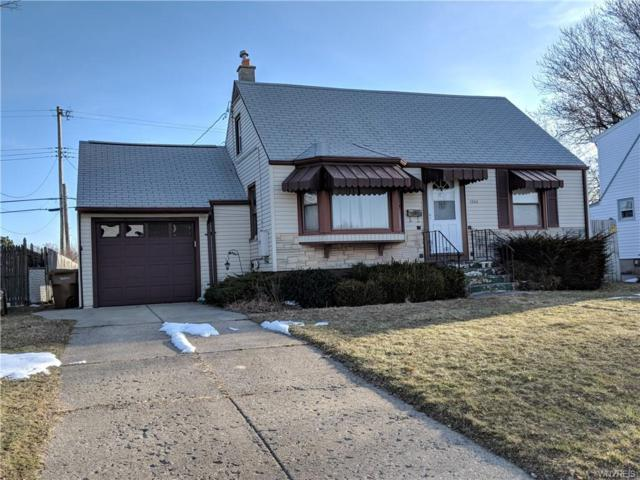 1352 Cleveland Drive, Cheektowaga, NY 14225 (MLS #B1105523) :: The Rich McCarron Team