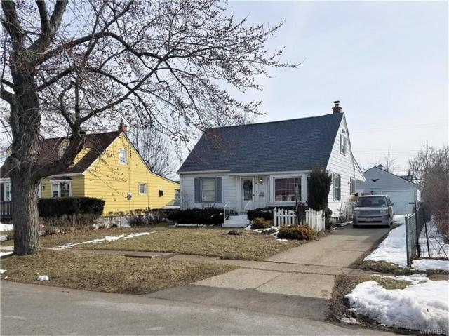 98 Elaine Court, Cheektowaga, NY 14225 (MLS #B1105609) :: The Rich McCarron Team