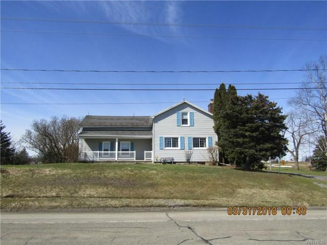 10452 Sisson Highway, North Collins, NY 14057 (MLS #B1107894) :: BridgeView Real Estate Services