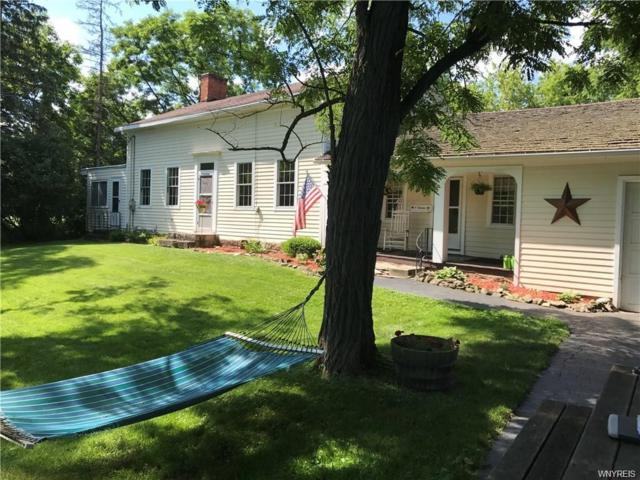 3558 Oatka Creek Road, Wheatland, NY 14482 (MLS #B1110508) :: Robert PiazzaPalotto Sold Team