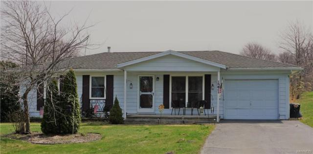 1271 Debbar Drive, Hanover, NY 14136 (MLS #B1111099) :: BridgeView Real Estate Services