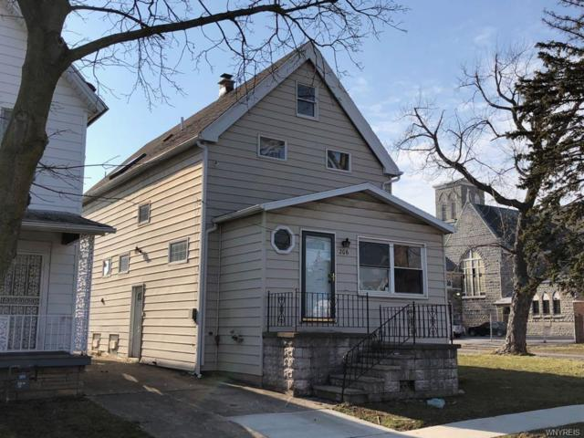 206 Brinkman Avenue, Buffalo, NY 14211 (MLS #B1113004) :: Updegraff Group