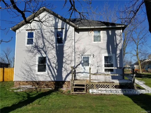 5034 E Shelby Road, Shelby, NY 14103 (MLS #B1114064) :: BridgeView Real Estate Services