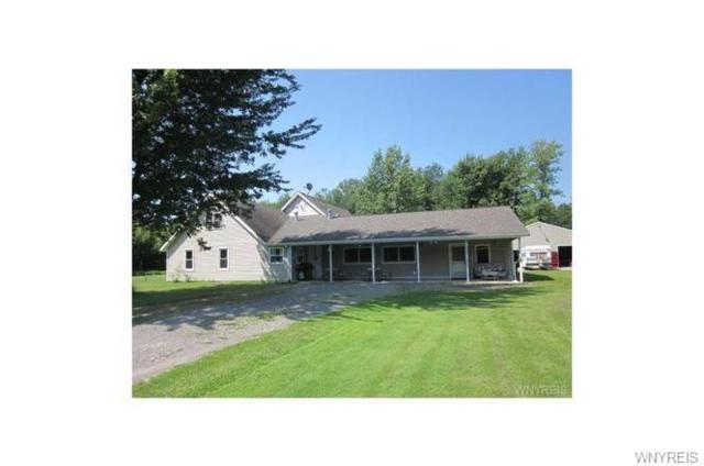 3274 Daniels Road, Wilson, NY 14131 (MLS #B1114206) :: BridgeView Real Estate Services