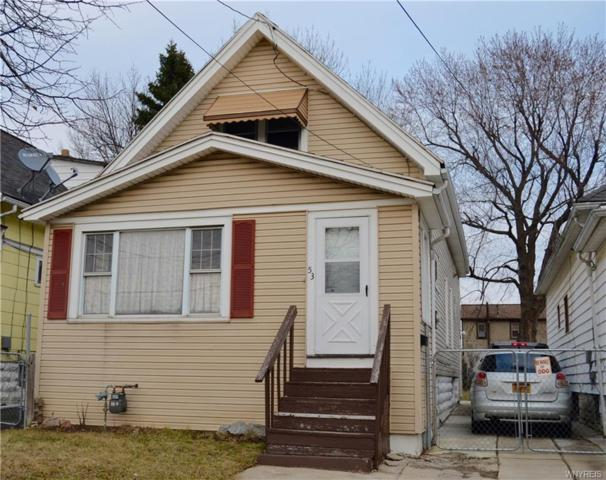 53 Sprenger Avenue, Buffalo, NY 14211 (MLS #B1115505) :: Updegraff Group