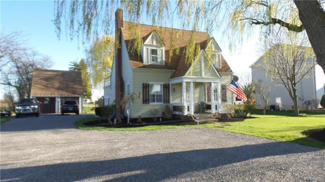 3118 Saunders Settlement Road, Cambria, NY 14132 (MLS #B1116326) :: BridgeView Real Estate Services