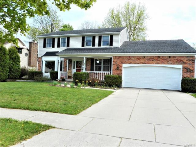 96 Wagon Wheel Drive, Amherst, NY 14051 (MLS #B1117676) :: BridgeView Real Estate Services