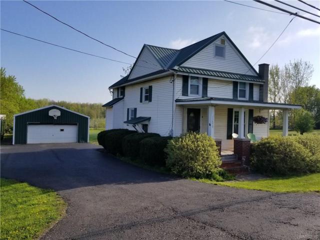 11075 Maple Ridge Road, Shelby, NY 14103 (MLS #B1117807) :: BridgeView Real Estate Services
