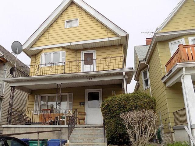318 Grant Street, Buffalo, NY 14213 (MLS #B1118169) :: BridgeView Real Estate Services