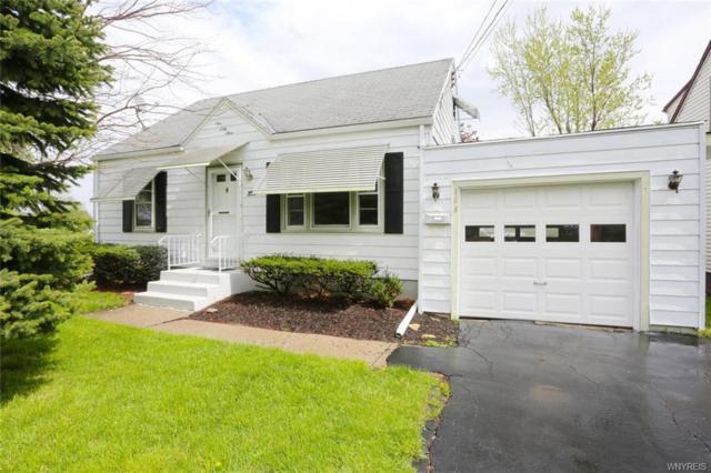 163 Beryl Drive, Cheektowaga, NY 14225 (MLS #B1118269) :: BridgeView Real Estate Services