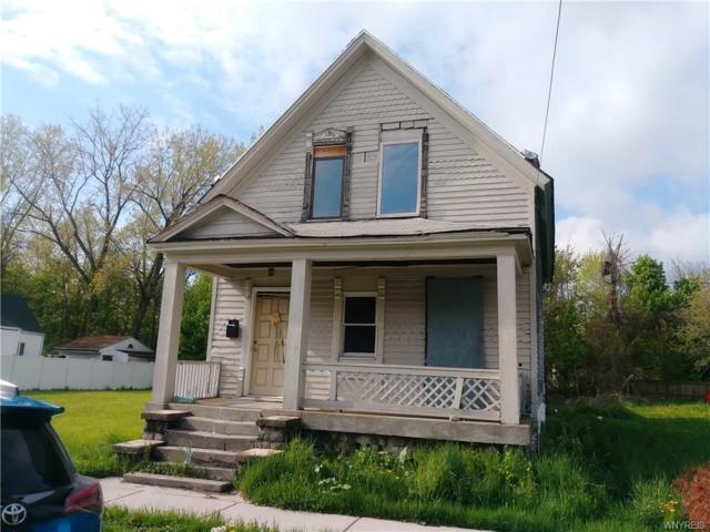 84 Woeppel Street, Buffalo, NY 14211 (MLS #B1118370) :: BridgeView Real Estate Services