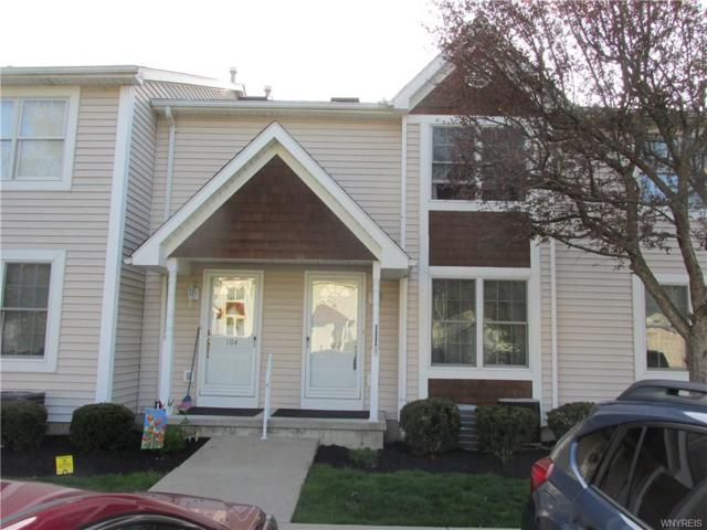 102 Olde Stone Lane 102 And Garage , Lancaster, NY 14086 (MLS #B1118813) :: BridgeView Real Estate Services