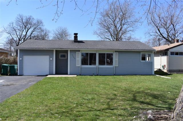 4684 Lakeshore Road, Hamburg, NY 14075 (MLS #B1118855) :: BridgeView Real Estate Services